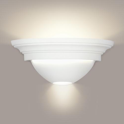 A19 Lighting 108 2-Light Gran Ibiza Wall Sconce: Bisque