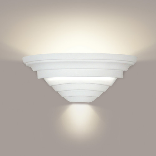 A19 Lighting 106 2-Light Cabrera Wall Sconce: Bisque