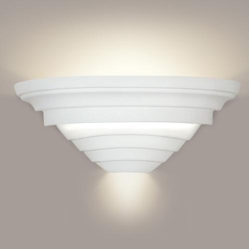 A19 Lighting 109 2-Light Gran Cabrera Wall Sconce: Bisque