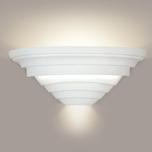 A19 Lighting 109 2-Light Gran Cabrera Wall Sconce: Bisque