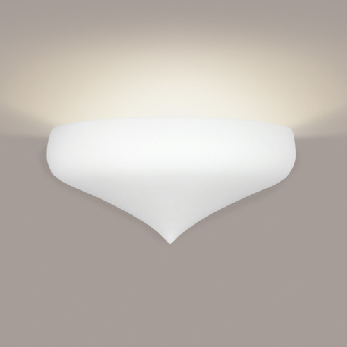 A19 Lighting 1000 2-Light Vancouver Wall Sconce: Bisque