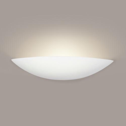 A19 Lighting 1200 2-Light Maui Wall Sconce: Bisque