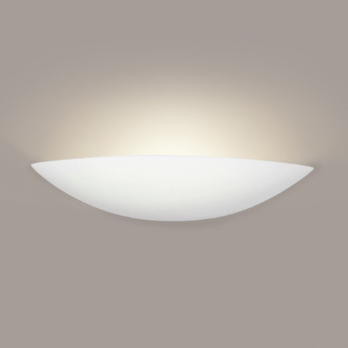 A19 Lighting 1200ADA 1-Light Maui ADA Wall Sconce: Bisque