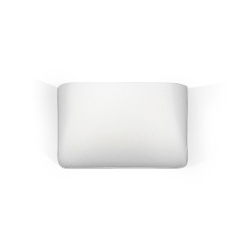 A19 Lighting 1301 1-Light Balboa Wall Sconce: Bisque