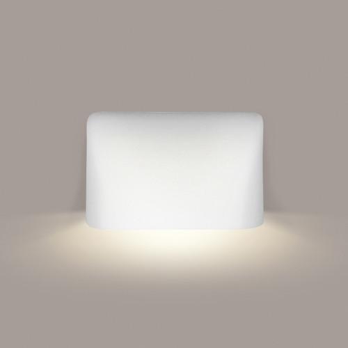 A19 Lighting 1301D 1-Light Balboa Downlight Wall Sconce: Bisque