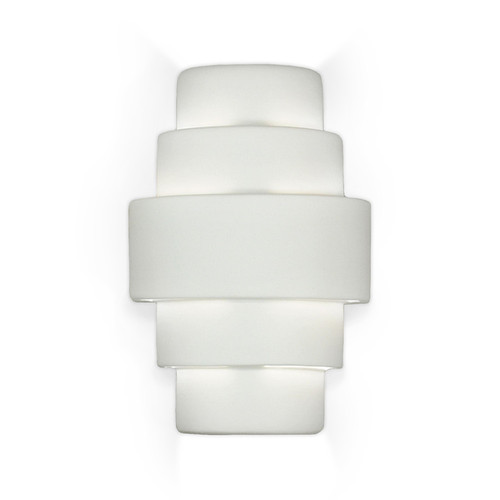 A19 Lighting 1401 2-Light San Marcos Wall Sconce: Bisque