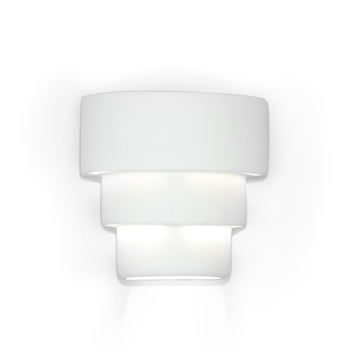 A19 Lighting 1403 1-Light San Jose Downlight Wall Sconce: Bisque