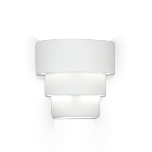 A19 Lighting 1404 1-Light Santa Cruz Wall Sconce: Bisque