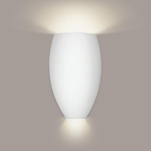 A19 Lighting 1502 1-Light Aruba Wall Sconce: Bisque