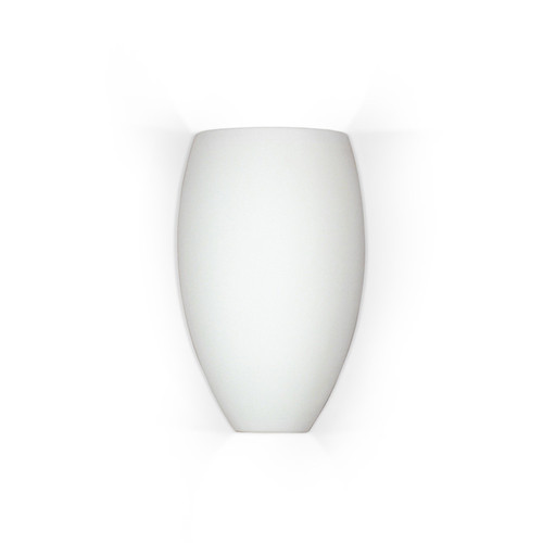 A19 Lighting 1502 1-Light Aruba Wall Sconce: Bisque