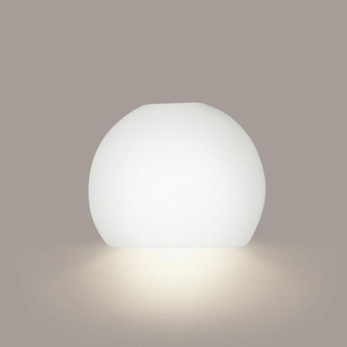 A19 Lighting 1601D 1-Light Bonaire Downlight Wall Sconce: Bisque