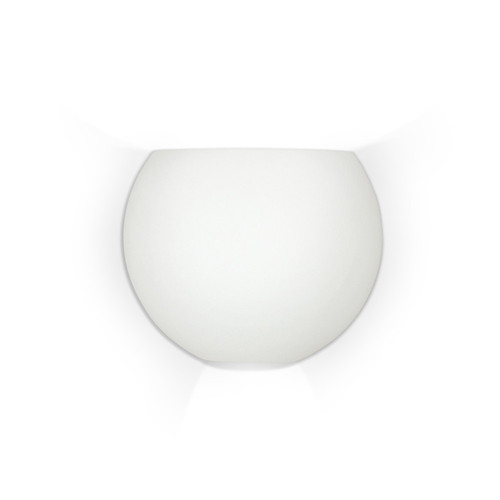 A19 Lighting 1602 1-Light Curacoa Wall Sconce: Bisque