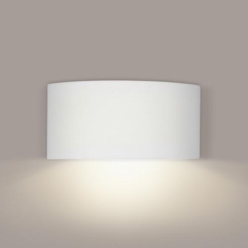 A19 Lighting 1701 1-Light Krete Downlight Wall Sconce: Bisque