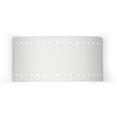 A19 Lighting 1704 1-Light Syros Wall Sconce: Bisque