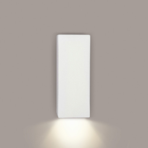 A19 Lighting 1801 1-Light Timor Downlight Wall Sconce: Bisque