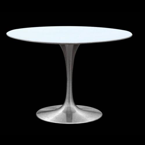 """Fine Mod Imports FMI10074-60 Silverado Dining Table 60"""""""