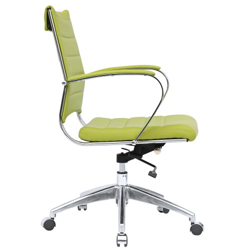 Fine Mod Imports FMI10077-green Sopada Conference Office Chair Mid Back, Green