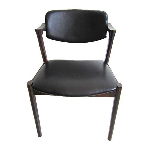 Fine Mod Imports FMI10091-black Shifa Dining Chair, Black
