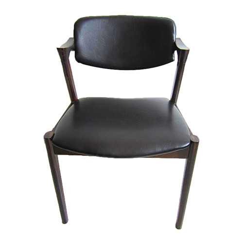 Fine Mod Imports FMI10091-black Shifa Dining Chair, Black