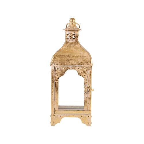 POMEROY 769467 Arwen Lantern, Artisan Gold