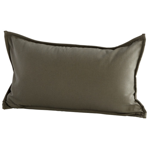 CYAN DESIGN 09335 Titolo Pillow, Brown
