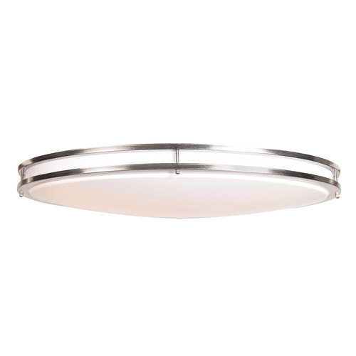 ACCESS LIGHTING 20468LEDD-BS/ACR Solero Oval Oval Flush Mount