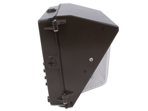HOWARD LIGHTING MWP-5055R-LED-MV Medium Wallpack LED, 5000K COLOR LED, MULTI-VOLT Electronic Driver (120-277V)