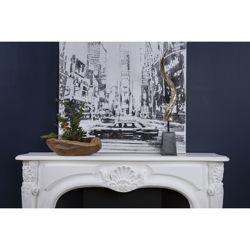 STERLING 1219-001 Walk Or Whistle Wall Art