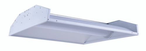 ELITCO LIGHTING SIF244K LED SEMI-INDIRECT FIXTURE, 4000K, 80°, CRI80, ETL, 40W, 140W EQUIVALENT, 35000HRS, LM3000, DIMMABLE, 5 YEARS WARRANTY, INPUT VOLTAGE 120-277V