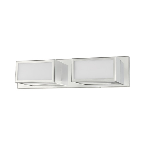 LIVEX LIGHTING 10132-05 Sutter ADA Bath Vanity, Polished Chrome