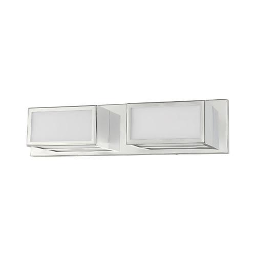 LIVEX LIGHTING 10132-05 Sutter ADA Bath Vanity, Polished Chrome