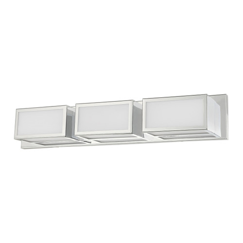 LIVEX LIGHTING 10133-05 Sutter ADA Bath Vanity, Polished Chrome