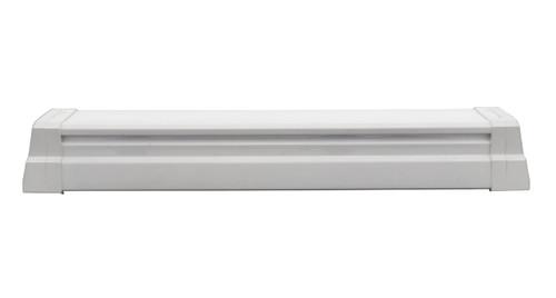 NICOR LIGHTING VT2-20-2-UNV-50K-WH 2ft White Extreme Environment Linear LED Vaportite, 5000K