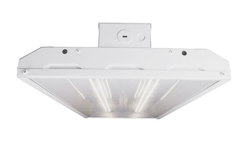 NICOR LIGHTING HBL3110UNV40K 110-Watt Linear LED High Bay in 4000K