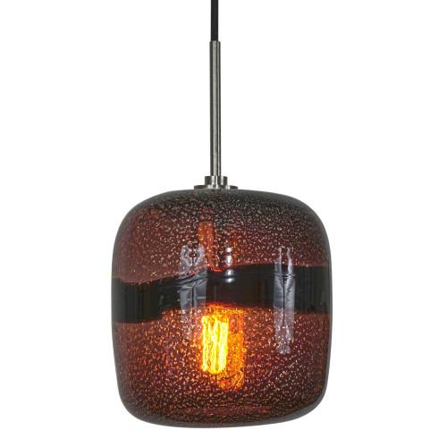 JESCO KIT-QAP407-PUSN 1-Light Low Voltage Pendant & Canopy Kit