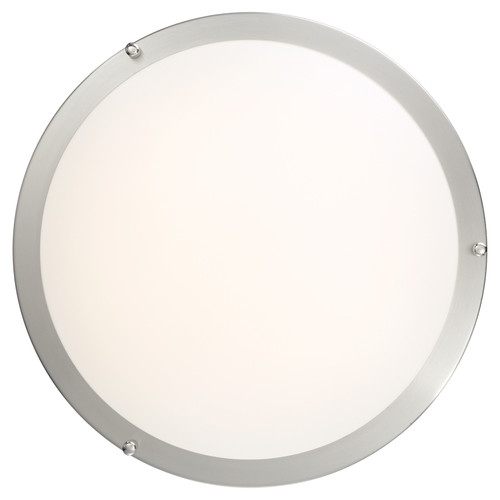 ACCESS LIGHTING 20469LEDD-BS/ACR Solero Dimmable LED Semi-Flush or Pendant