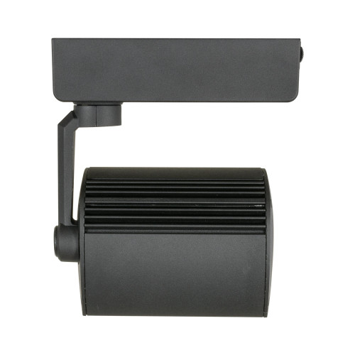 JESCO 1-Light LED 30W WALL WASH/FLOOD H-Track Head Fixture 4000K in Black