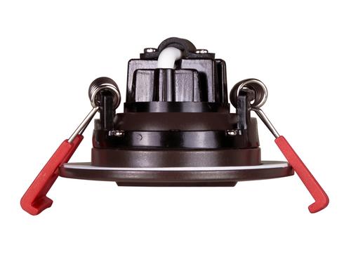 NICOR DGD211203KRDOB 2-inch LED Gimbal Recessed Downlight in Oil-Rubbed Bronze, 3000K