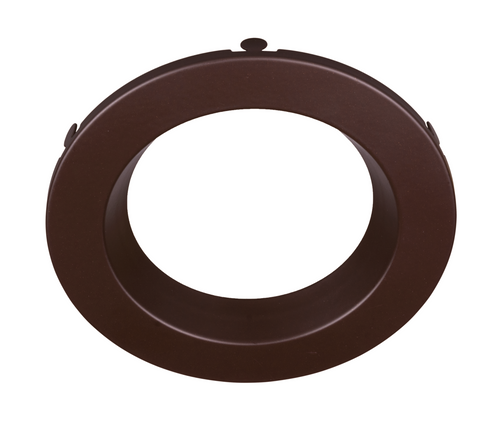 NICOR DLR4-5-TR-OB DLR4 (v5) Series Powder Coat Oil-Rubbed Bronze Steel Faceplate Trim