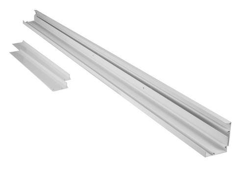 NICOR TPE10SK14 1x4 Ft. Surface Mount Kit for TPE Series LED Troffers