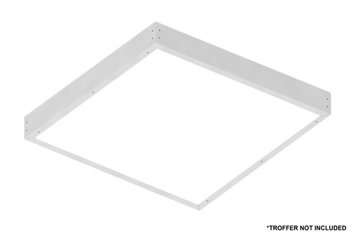 NICOR TPE10SK22 2x2 Ft. Surface Mount Kit for TPE Series LED Troffers