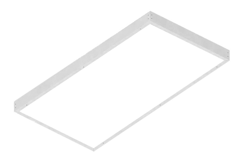NICOR TPE10SK24 2x4 Ft. Surface Mount Kit for TPE Series LED Troffers