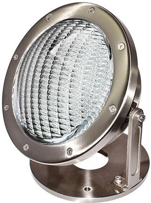 DABMAR LIGHTING LV302-LED16B-SS316 SS316 W/21' CORD UNDERWATER 16W LED BLUE PAR56 12V, 316 Marine Grade Stainless Steel