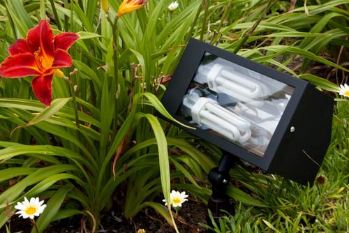 DABMAR LIGHTING DF-LED5675-B FLOOD LIGHT 40W 2 X 20W LED 120V-277V