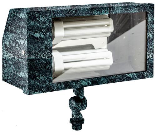 DABMAR LIGHTING DF-LED5675-VG FLOOD LIGHT 40W 2 X 20W LED 120V-277V