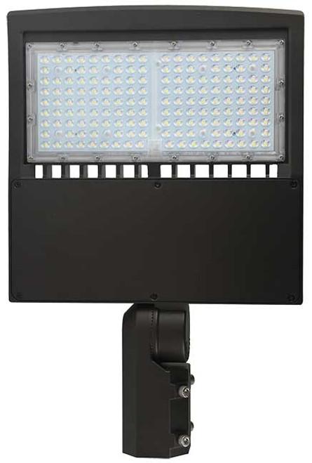 DABMAR LIGHTING DF-LED7756-T5-40K-B LARGE FLOOD LIGHT 80W LED 100-277V 4000K TYPE V LENS