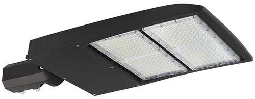 DABMAR LIGHTING DF-LED7771-T5-40K-B LARGE FLOOD LIGHT 300W LED 100-277V 4000K TYPE V LENS