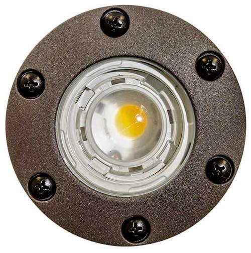 DABMAR LIGHTING LV348-LED10-B WELL LIGHT W/ ADJUSTABLE BEAMSPREAD 10W LED 12V