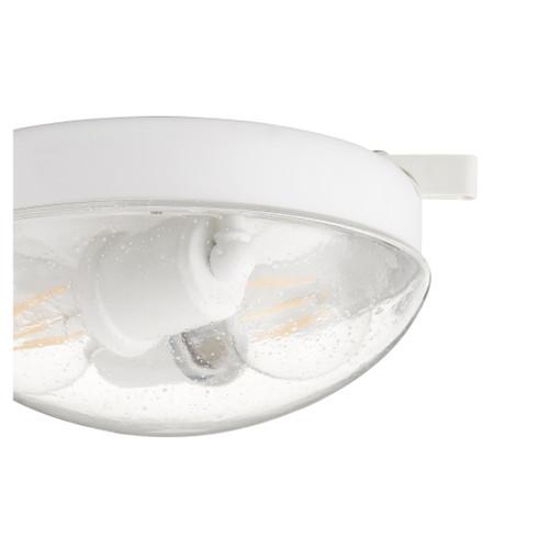 QUORUM INTERNATIONAL 1370-8 2-Light LED Patio Light Kit, Studio White