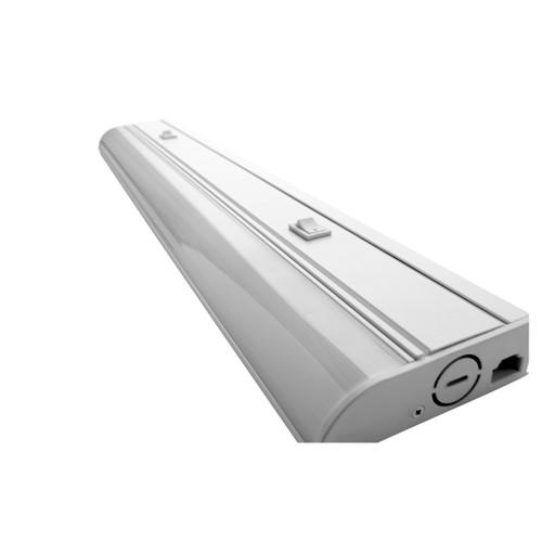 QUORUM INTERNATIONAL 94348-6 1-Light LED Under Cabinet, White